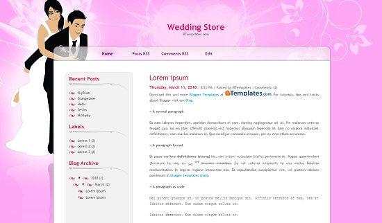 Wedding Store