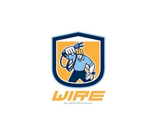 Wire Certified Electricians Logo