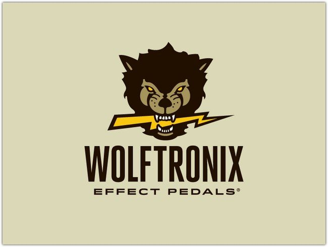 Wolftronix Effect Pedals Logo