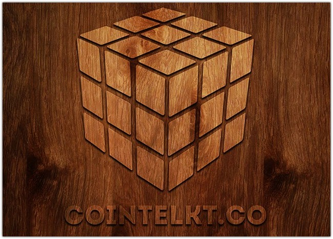 Wood Engraved Logo Mockup