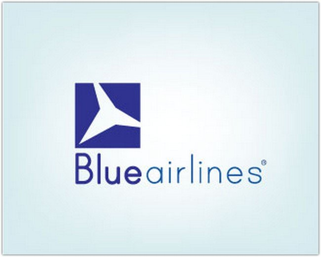 blue airlines 2
