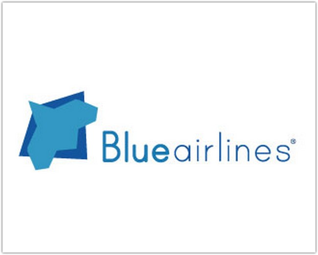 blue airlines