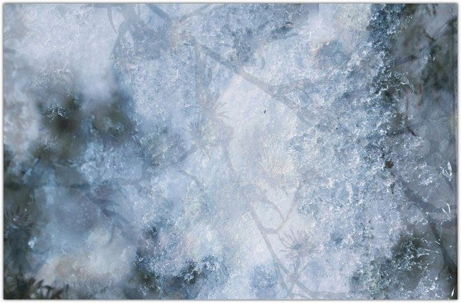 ce and Snow Texture 1