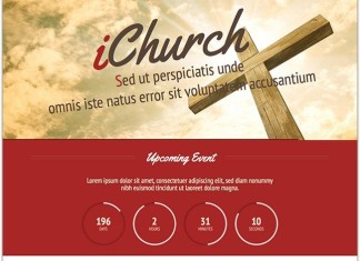 iChurch – Responsive Church WordPress Theme