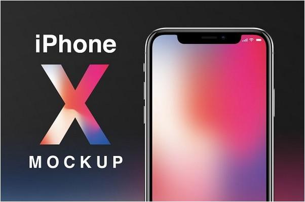 iPhone X Mockup # 2
