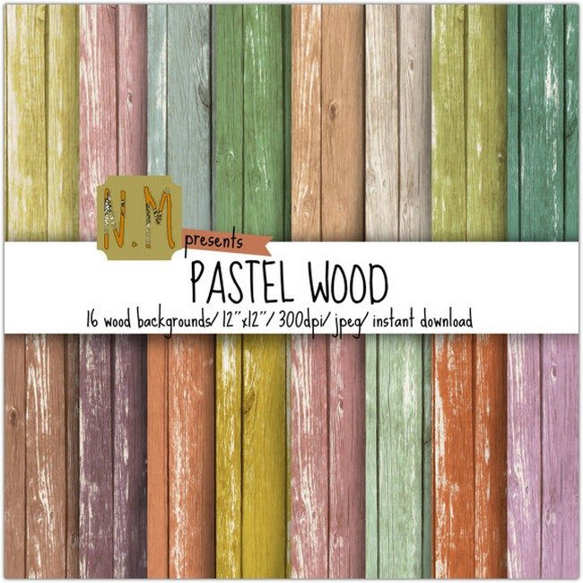 pastel wood pattern colorful wood background