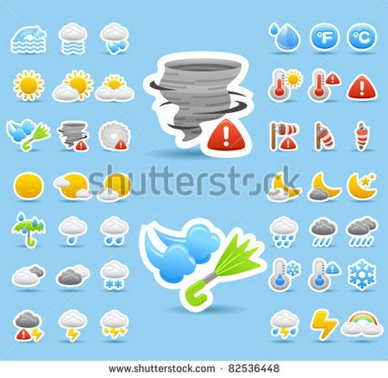 weather icon sets