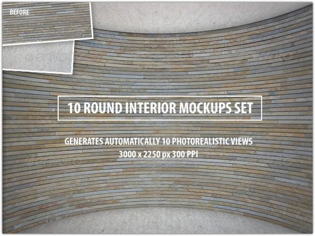 10-round-interior-mockups-set