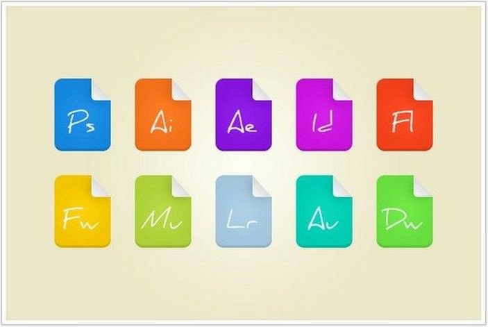 118 Adobe Files