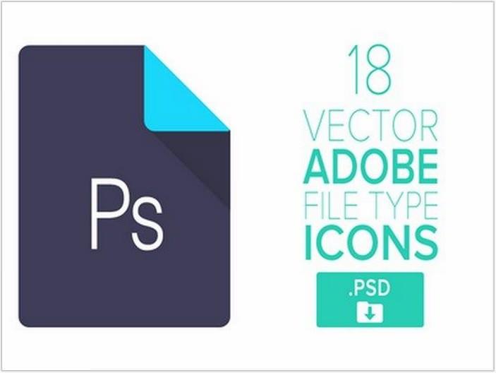 18 Free Adobe Icons