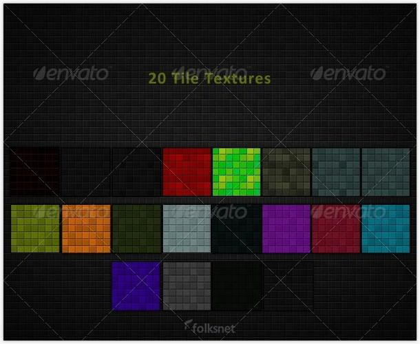 20 Beautiful Tile Textures