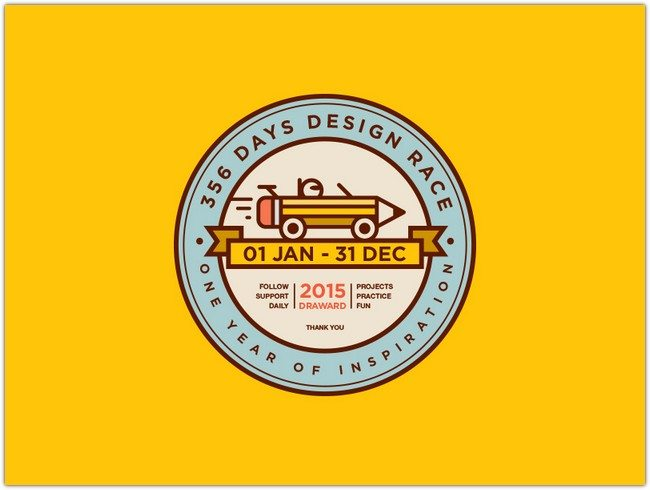 365 Days Design Race