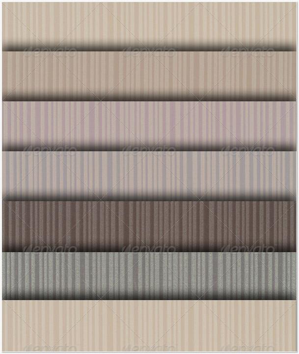 7 Plain Fabric Lines Texture