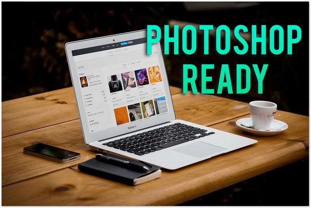 8 FREE Laptop Mock-up PSD's