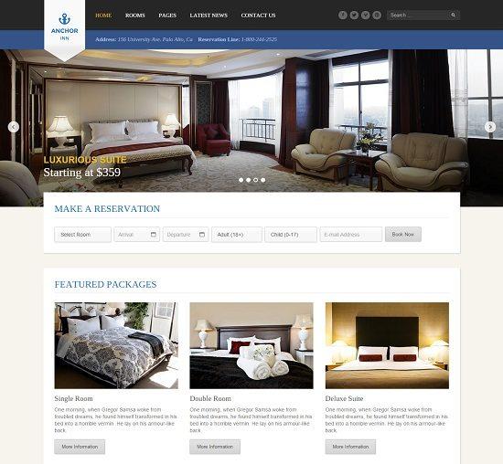Anchor Inn - Hotel and Resort Theme