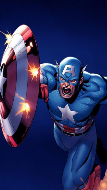 17 Beautiful Captain America Wallpapers For Iphone 2018 Templatefor