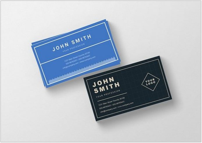 Architect Business Card # 2