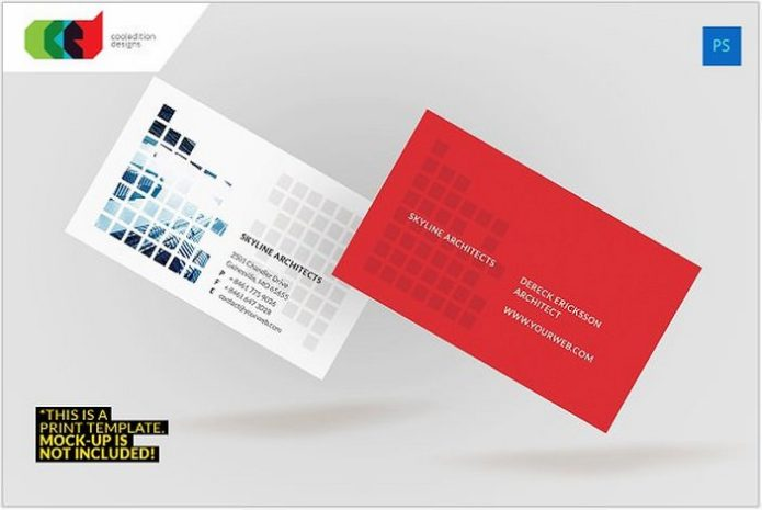 Architect - Business Card 49