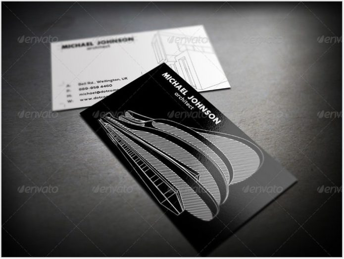 Archtct - Architect Business Card