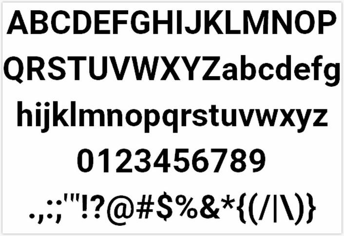 Asimov fontby KineticPlasma Fonts