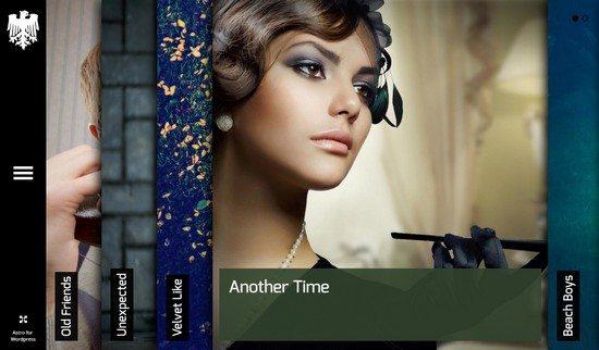 Astro – Showcase/Photography WordPress Theme