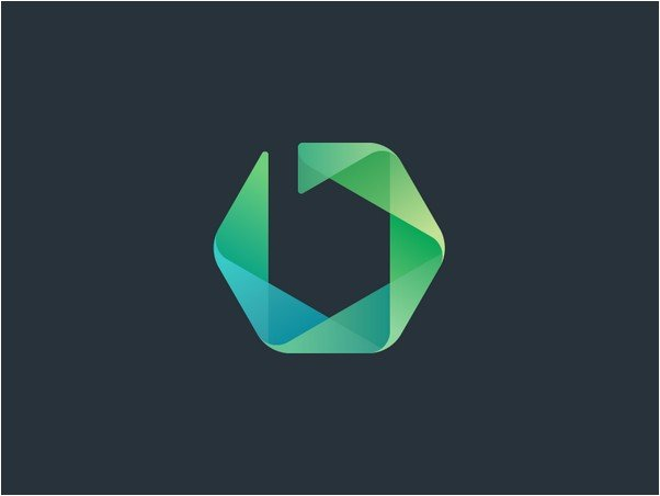 B Hexagon Mark