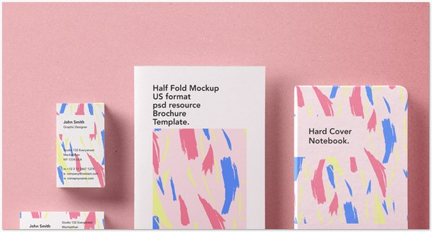 Basic Stationery Branding Vol 12