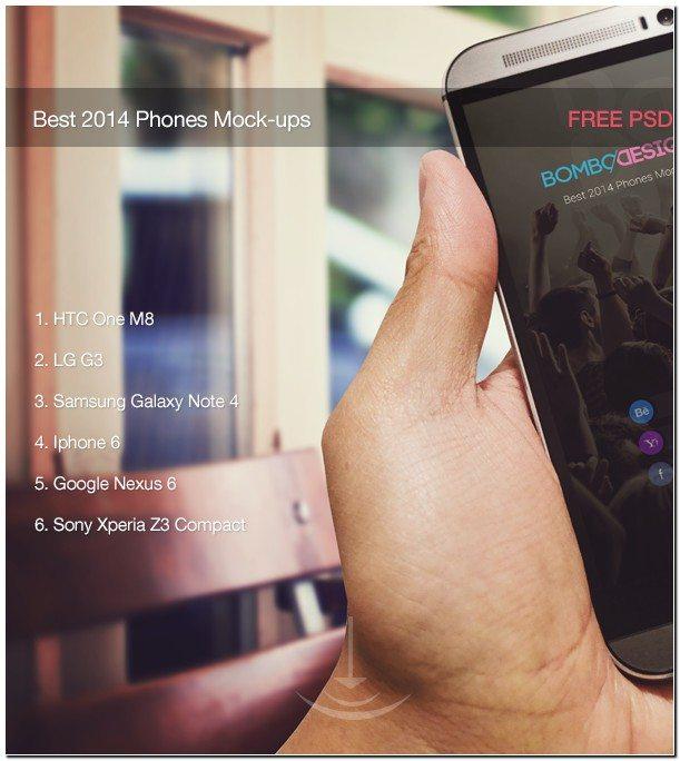 Best Phones Mockups