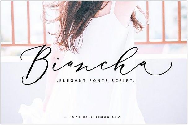 Biancha Script