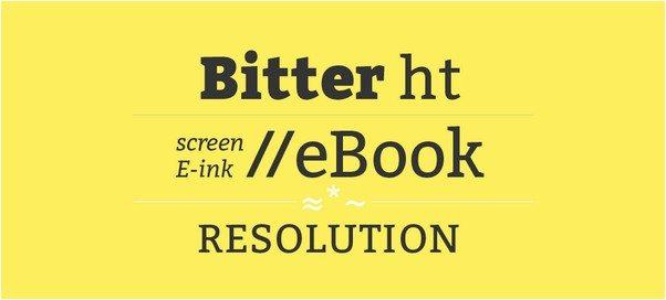 Bitter-ht Font