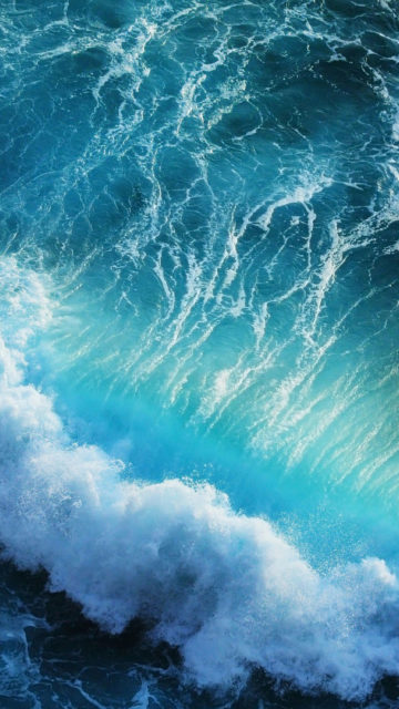 Blue-Waves-iPhone-X-Wallpaper-1082-x-1920-485415646