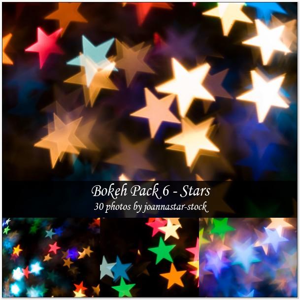 Bokeh Pack 6