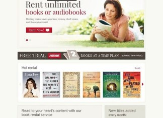Book HTML Website Template