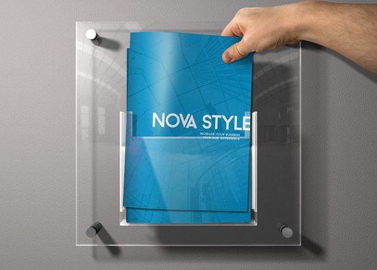 Business Brochure – Nova Template