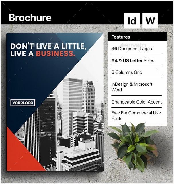 Business Brochure By Atsar