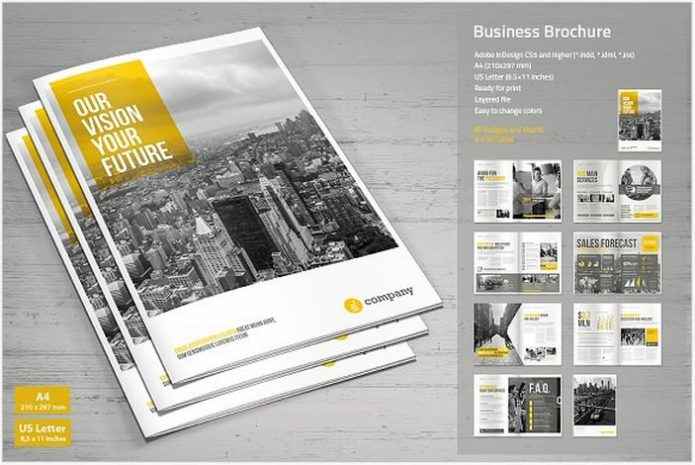 Business Brochure Vol. 3