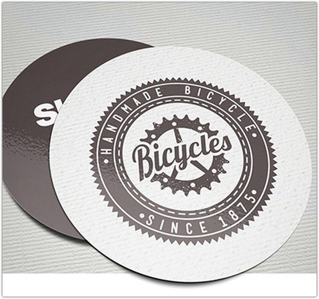 Business Cards Circle The Printing House Tph