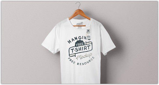 Classic T-shirt Mockup