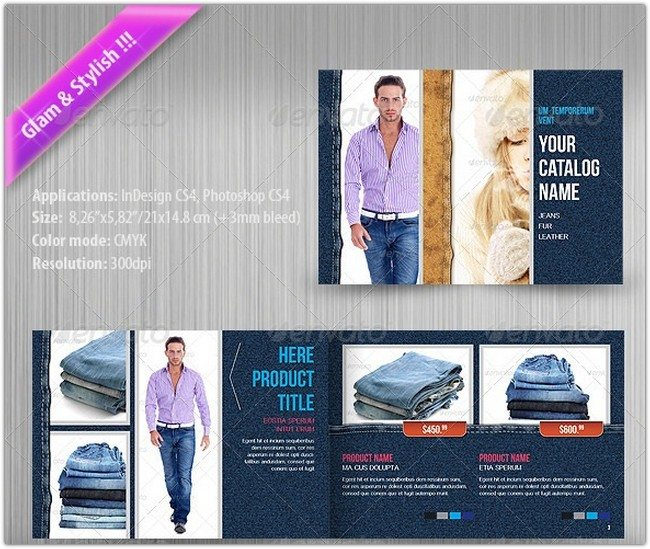 Clothing Product Catalog