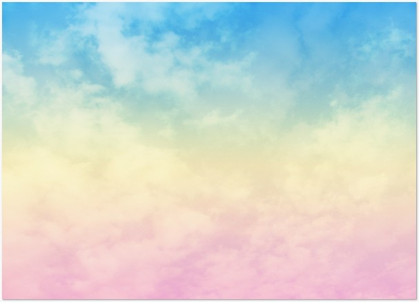 Colorful Cloud Texture