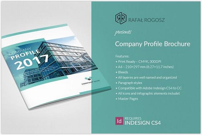 Company Profile Brochure 2017