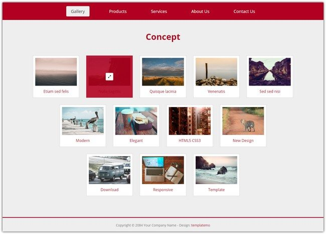 36+ Best Free Dreamweaver Templates 2018 - Templatefor
