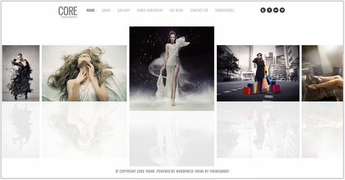 Core-Minimalist-Photography-Portfolio