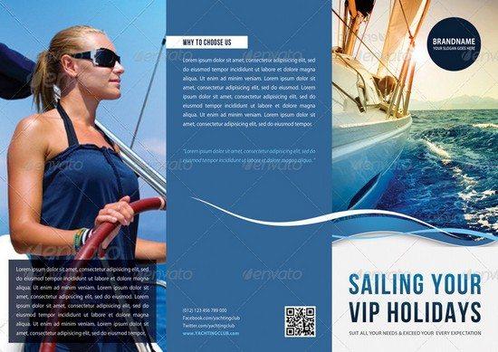 Corporate 3-Fold Brochure 28