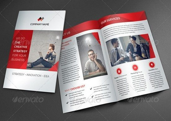 Corporate Agency Brochure