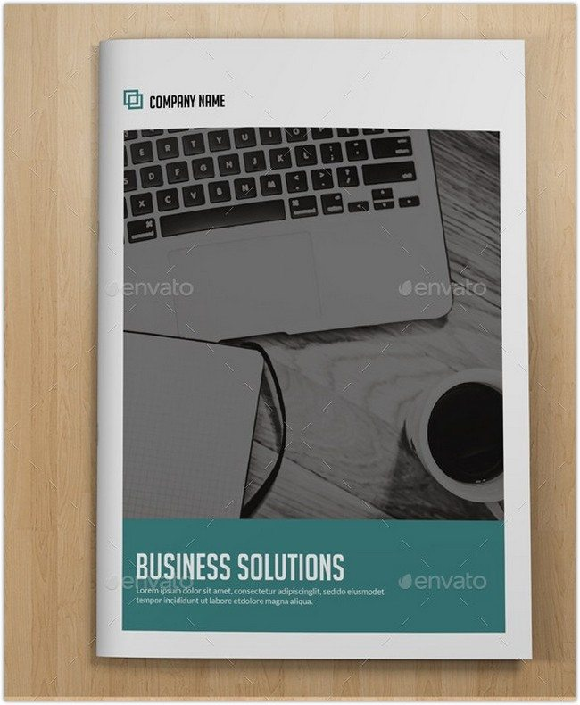 Corporate Brochure Template-V211