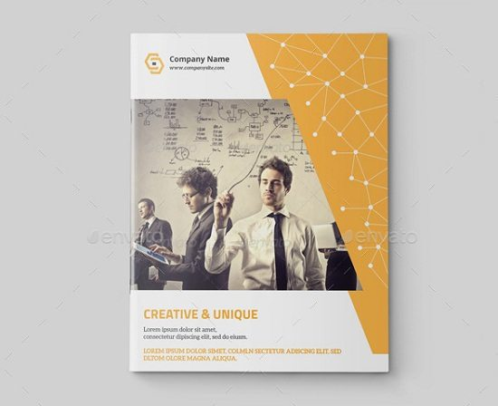 Corporate Brochure Template-V308