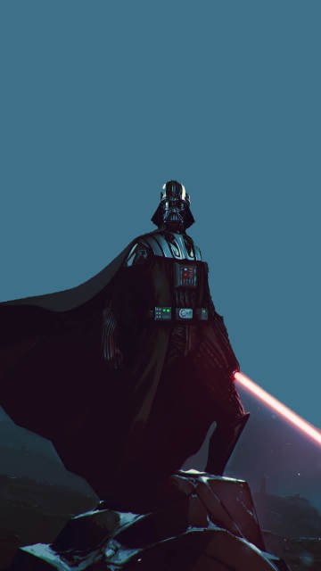 Darth Vader Lightsaber HD Wallpaper-547654