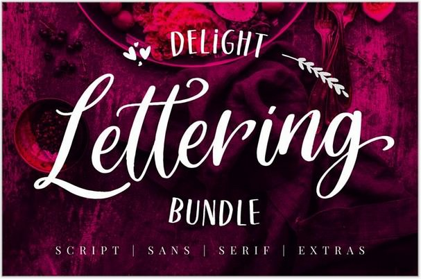 Delight Lettering