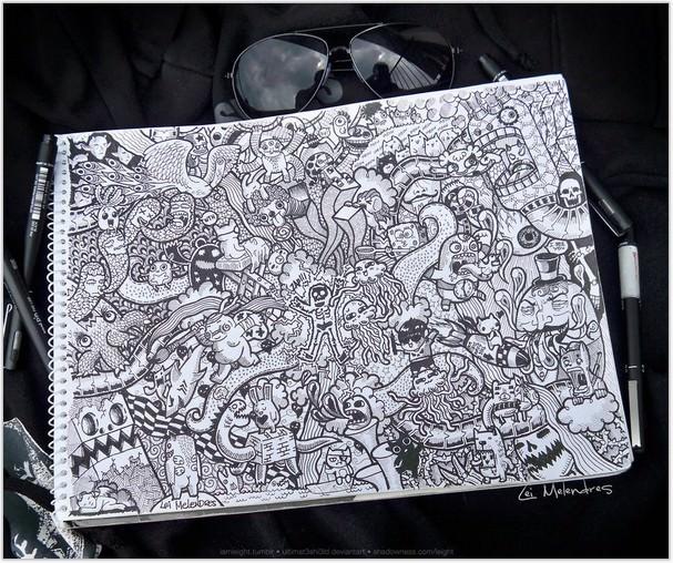 Doodle Underworld